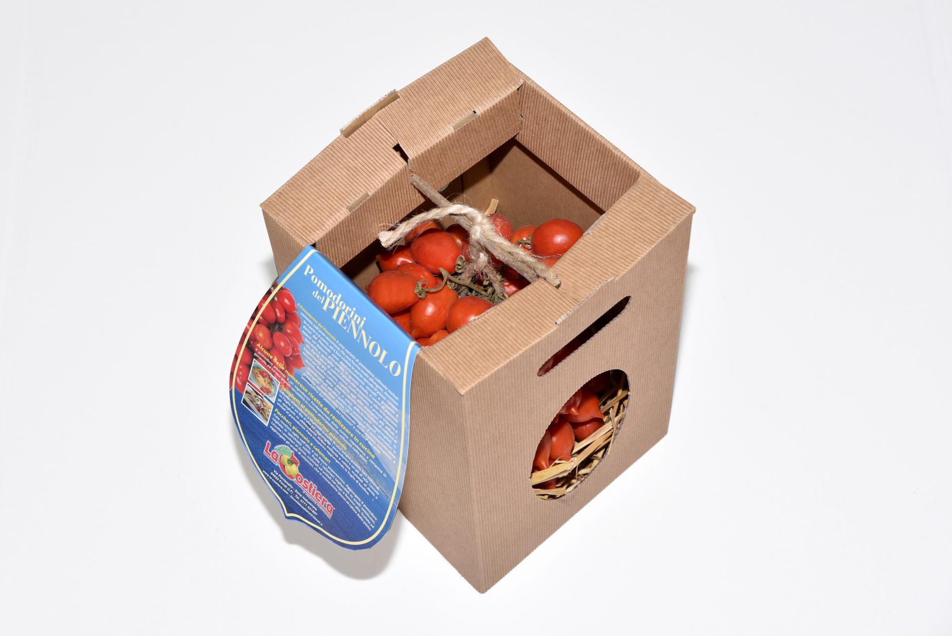 Pomodorini del Piennolo Rossi