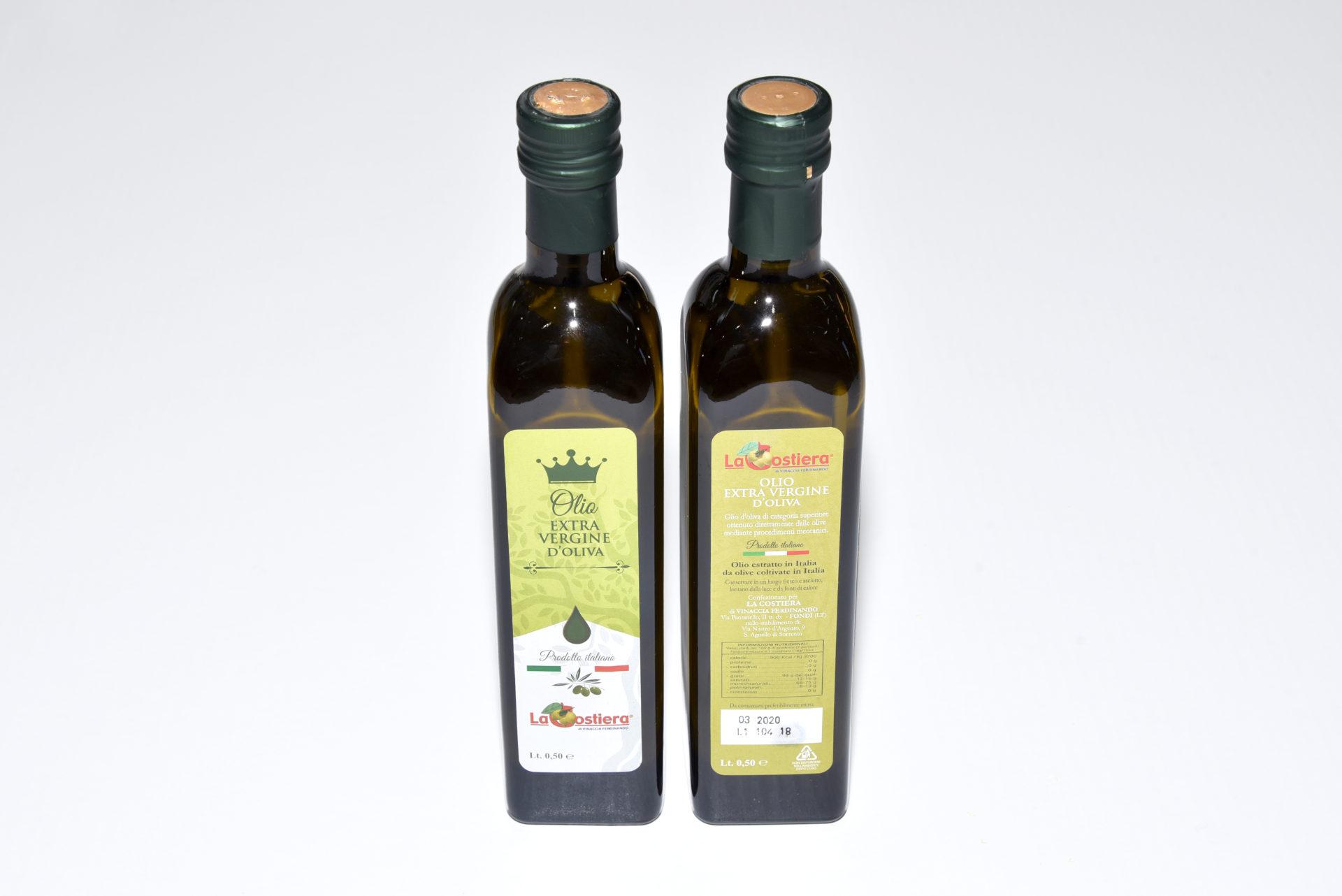 Extra virgin olive oil  0.5L