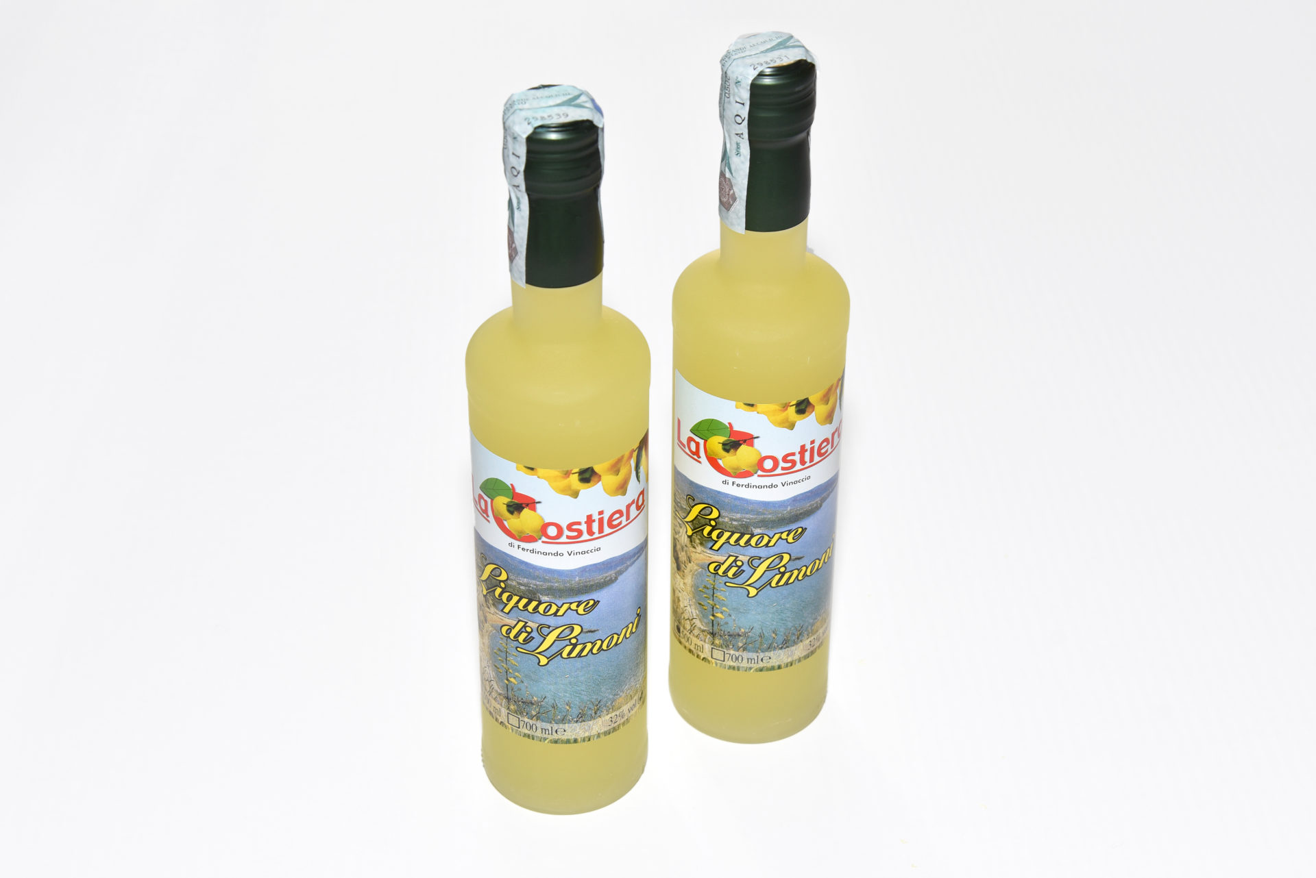 Lemon Liqueur (Limoncello)