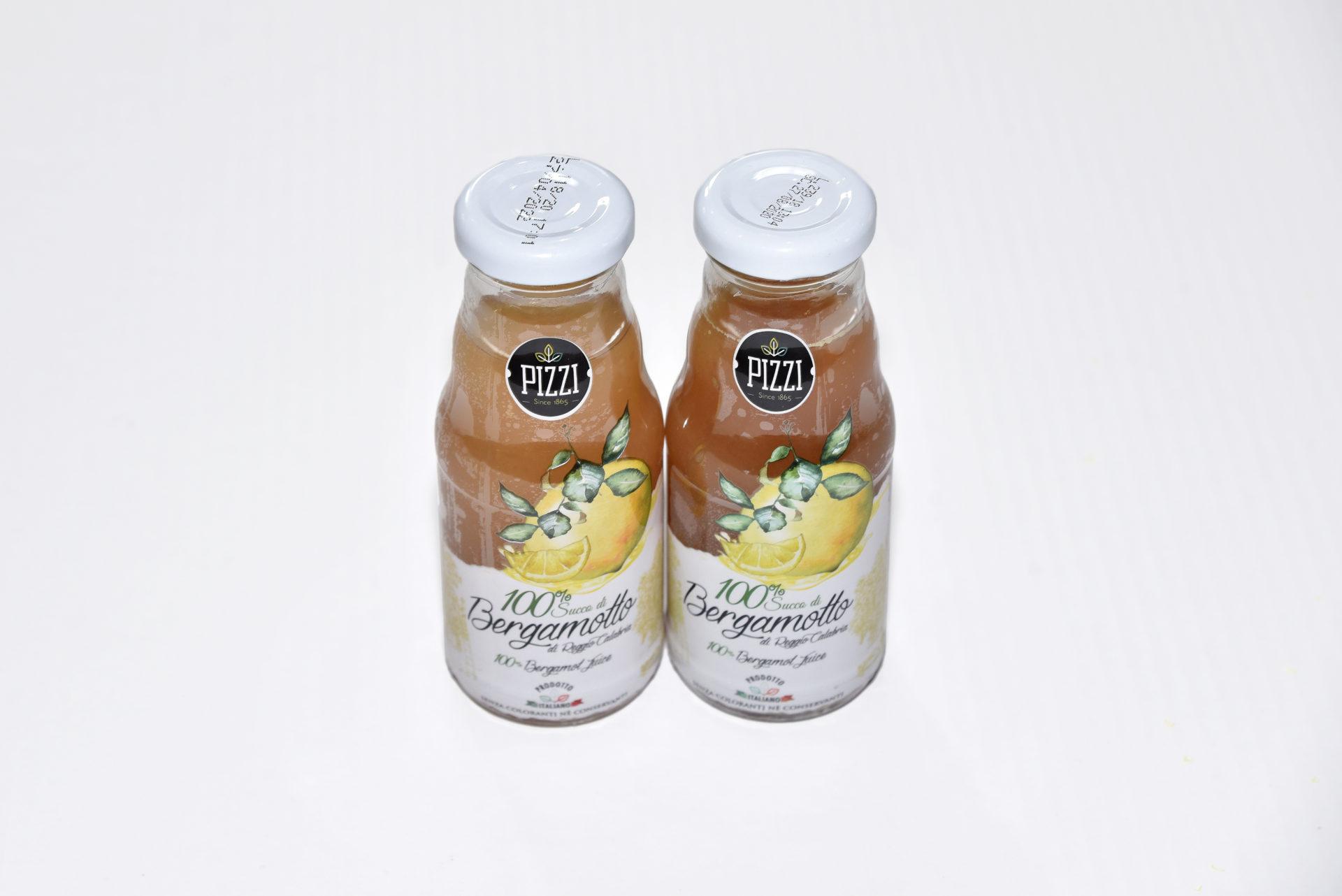 Bergamot juice from Reggio Calabria
